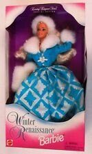 Winter Renaissance Barbie Doll