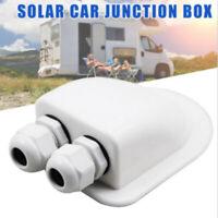 2-fach Kabeldachdurchführung Wohnmobil Wohnwagen Solaranlage Solarpanel Halter
