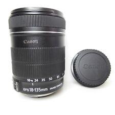 EXCELLENT Canon EF-S 18-135mm f/3.5-5.6 IS Standard Zoom APS-C Lens #5