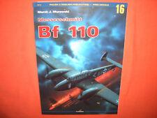 Kagero Monographs 16, Messerschmitt Bf 110 Vol. I & Free Decals