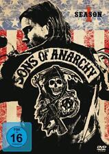 4 DVD Box - Sons of Anarchy - Season/Staffel 1 NEU & OVP über 9 Stunden Laufzeit