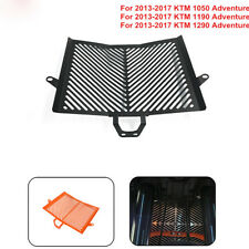 New Motor Radiator Grille Guard Cover For KTM 1290 Super Duke Adventure R S T 17