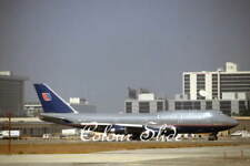 United Airlines Collectable Airline Slides