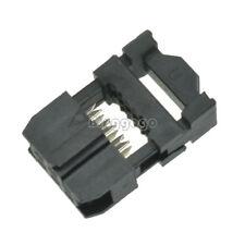 20PCS 2.54mm Pitch 6Pin FC-6P IDC FC Female Header Connector 3pcs/set J20