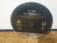 Gran Turismo 2 Disc 2 of 2 - PlayStation 1 PS1 - Rare promo version