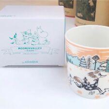 Moomin Moominvalley mugcup Arabia Valley Park Limited mag mug 2019 F/S