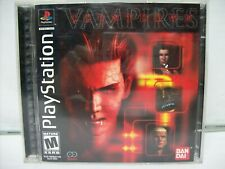 Countdown Vampires Sony Playstation 1999 BANDAI