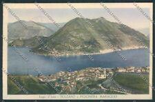 Brescia Sulzano Maraglio cartolina RB3644