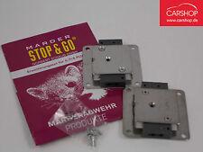 STOP&GO Marderabwehr 07507 Erweiterungsset Marderschreck für 6,7,8 Plus/Minus