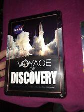 Sealed Unopened NASA VOYAGE OF DISCOVERY 3 DVD Set ~ FREE SHIPPING