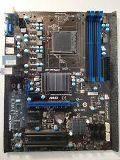AM3+ Mainboard MSI 760GA-P43 (FX) MS-7699Ver.1.0 AMD 760G ATX Sockel für FX xxxx