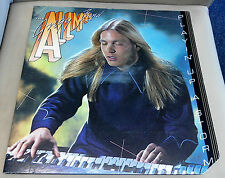 The Gregg Allman Band Playing Up A Storm Excellent Vinyl Record LP CP 0181