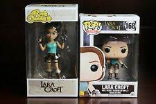 Lara Croft Tomb Raider Pop Vinyl and Rock Candy Figure Set