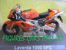 MOTO 1/24 LAVERDA 1000 SFC  COLLECTION GM  MOTORRAD MOTORCYCLE