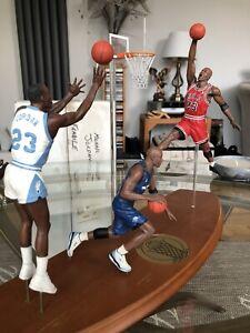 Michael Jorden NBA Figures Hand Painted Lifetime Of Achievment No Enterbay Sculp