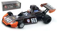 Spark S5259 Brabham BT44 #28 Italian GP 1974 - John Watson 1/43 Scale