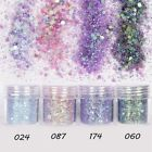 Chunky Mix Color Mermaid Holographic Cosmetic Eyeshadow Loose Glitter Powder