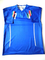 ITALY ITALIA HOME AUTHENTIC SOCCER JERSEY Size Medium