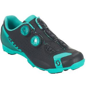 Scott MTB RC Lady 40 Matte Black/Aqua Blue