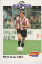 Panini Fussball 92-93 Action Cards #103 Martin Wagner 1. FC Kaiserslautern