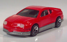 """Hot Wheels Concept Car Chevrolet Monte Carlo 3"""" Scale Model Red 2000 2001 2002"""