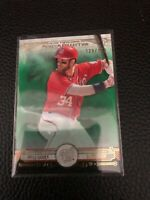 2015 Topps Museum Collection Green #74 Bryce Harper /199
