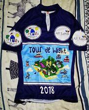 Tour De Wight Cycling Jersey