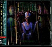 HATRIOT-FROM DAYS UNTO DARKNESS-JAPAN CD BONUS TRACK F75