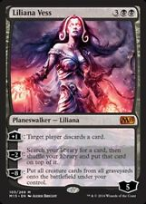 Liliana Vess, NM-Mint, Japanese, Magic 2015 (M15) MTG
