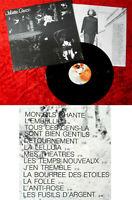 LP  Juliette Greco (Barclay BLP 16 040) D 1973 incl Mon Fils Chante