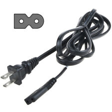 6ft 2-Prong AC Polarized Power Cord Cable for Technics SL-B100 SL-B200 DVD-A10