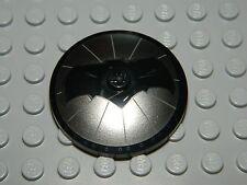 Lego DC Comics Silver Round 4 x 4 Batman Printed Saucer, Emblem, Sing, Radar NEW