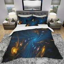 East Urban Home Modern and Contemporary 3 Piece King Duvet Cover Set Multi
