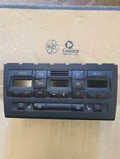 Audi A4 B7 Double Din Climatronic Control Panel
