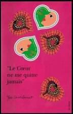 Frankrijk postfris 2000 MNH vel/sheet 3436-3437 - Valentijnsdag (S1579)