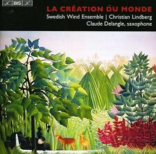 Christian Lindberg - Le Creation Du Monde [New CD]