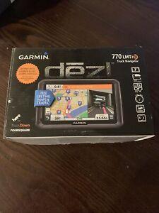 Garmin Dezl 770LMT HD - Truck Navigator GPS Voice Activated