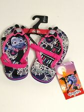 Disney Junior Vampirina Kids Flip Flops 5/6 NWT