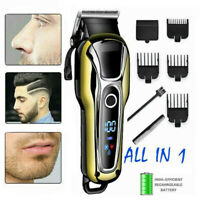 KEMEI Series Professional Hair Clippers Men's Basic Barber Set Trimmer Shaver