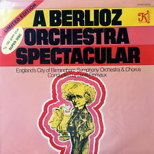 SEALED 180g - LOUIS FREMAUX / Berlioz Orchestra Spectacular / Klavier KS 553