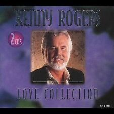 Country Music Love Collection Kenny Rogers 2-CD GIFT SET Valentine's day GIFT
