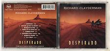 Cd RICHARD CLAYDERMAN Desperado – PERFETTO 1992