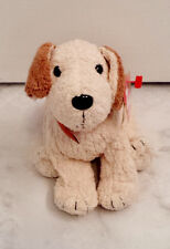 """Vintage Rare And Retired Ty Beanie Baby """"Rufus"""" The Dog Original Collection"""