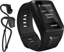 GPS et montres noirs etanche pour le running