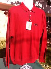 Men's New With Tags East Island Cotton Sweat shirt, Merlot, Big and Tall Large