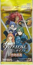"""(1pack)TCG Fire Emblem 0 (Cipher) Booster Pack """"Echoes GOING""""(10 cards included)"""