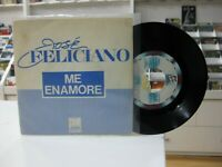 "Jose Feliciano 7 "" Spanish Me Enamore/The Sound of Silence 1983 Promo"