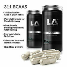 LA Muscle 311 BCAAs