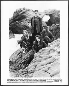 The Craft LOT 5 Original 90s Promo Photos Neve Campbell Balk Tunney Witches