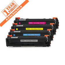 4 CF500A Black Color Toner for HP 202A LaserJet Pro MFP M281cdw M281fdw M254dw